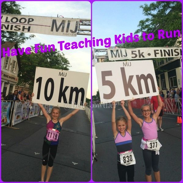 Can Kids Run 10km? Teaching Kids to Run Distance