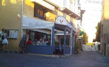 Restaurant Les Flambeaux, St Maxime