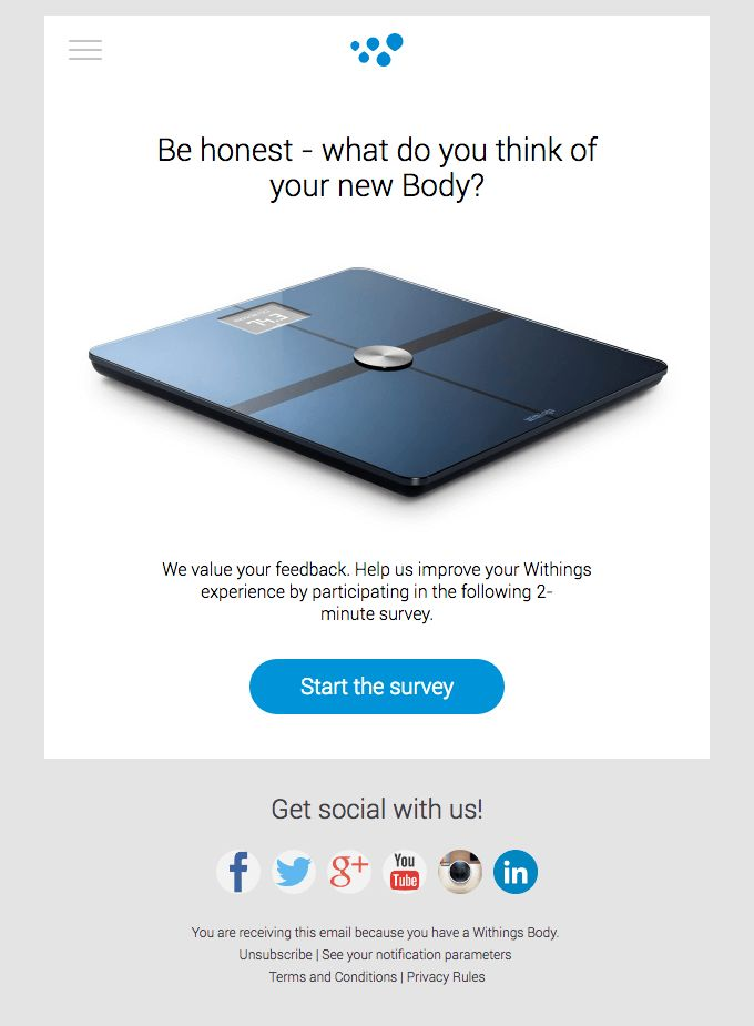 Best  Survey Email Images On   Email Design