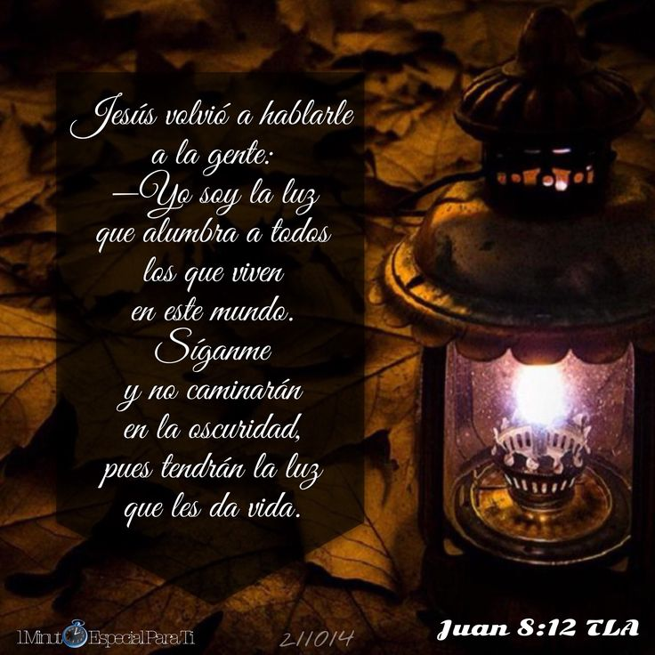 Juan 8:12