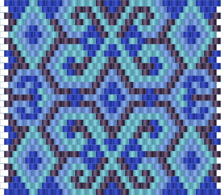 Бисероплетение Мозаика,