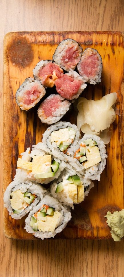 Best sushi NYC.