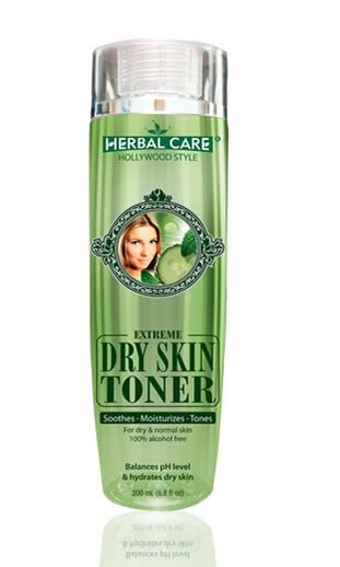 Herbal Care Hollywood Style Extreme Dry Skin Toner