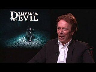 Deliver Us from Evil: Jerry Bruckheimer Junket Interview --  -- http://www.movieweb.com/movie/deliver-us-from-evil-2014/jerry-bruckheimer-junket-interview
