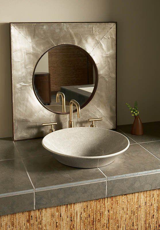 Best Beautiful Bathrooms Images On Pinterest Beautiful - Bathroom faucets for vessel sinks for bathroom decor ideas