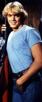 Bo Duke....John Schneider!   I was totally in love...