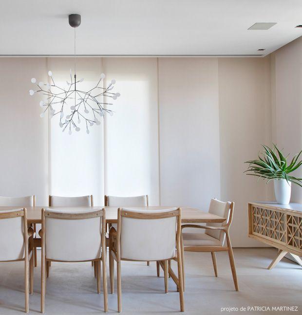 25 melhores ideias sobre cortinas de sala de estar no for Cortinas para sala pequena