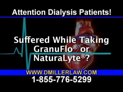 Attention Dialysis Patients! If you or a loved one suffered a heart attack after dialysis treatment contact us! dmillerlaw.com