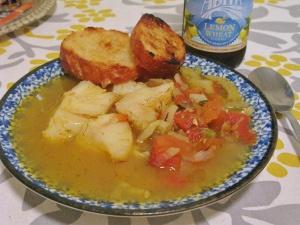 Saffron Fennel Fish Stew | Fish Stew, Fennel and Stew