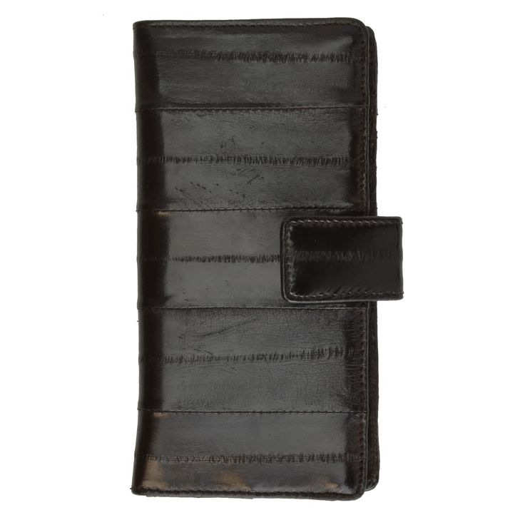 Embossed Eel Business Credit Card Holder