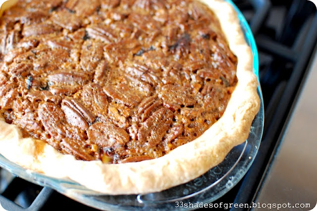 Old Fashioned Pecan Pie | Food-Sweets | Pinterest
