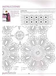 Bildergebnis für pinterest crochet flores patrones