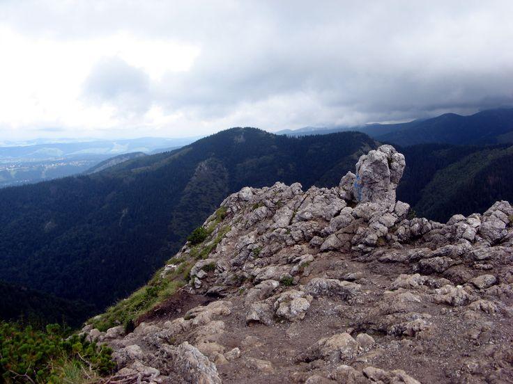 Wysoko w górach :)