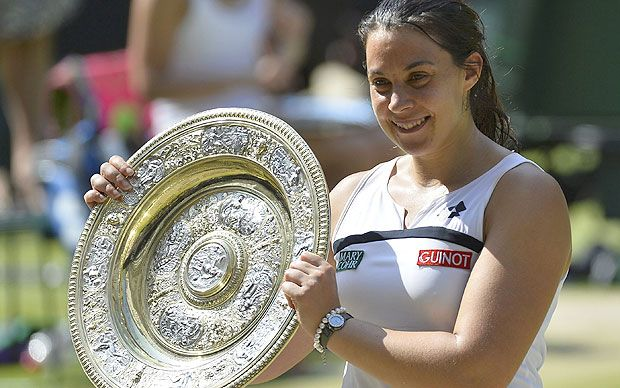 Marion Bartoli beats Sabine Lisicki in straight sets to win Wimbledon 2013 women's singles final - Telegraph