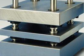 Normalizované díly - vodící stojánek  - vodící elementy MSPN