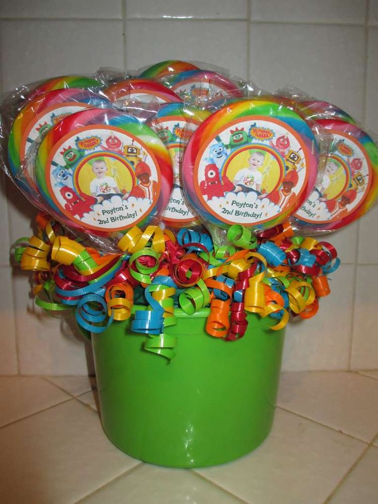 Yo Gabba Gabba Birthday Party Ideas | Photo 3 of 21 | Catch My Party