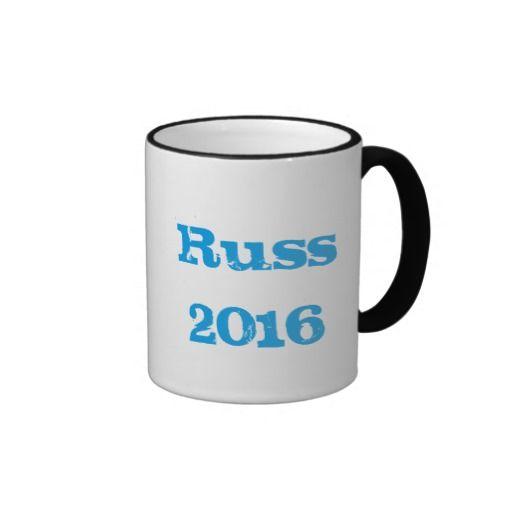 Blå Russe kaffe kopp
