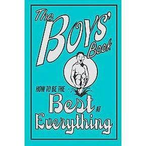 A guide for boys reveals how they can become the best at such accomplishments as writing in secret code, reading a compass, getting an egg in a bottle, making stink bombs, and hypnotizing a chicken.