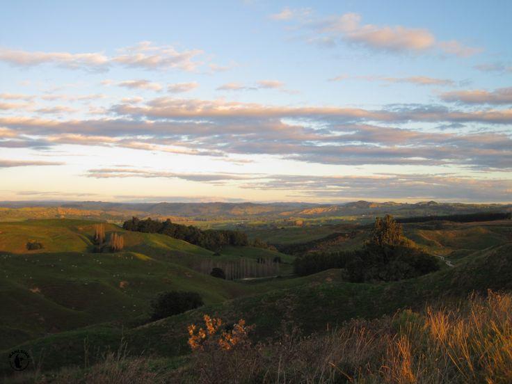 Neuseelands wunderschöne Landschaft