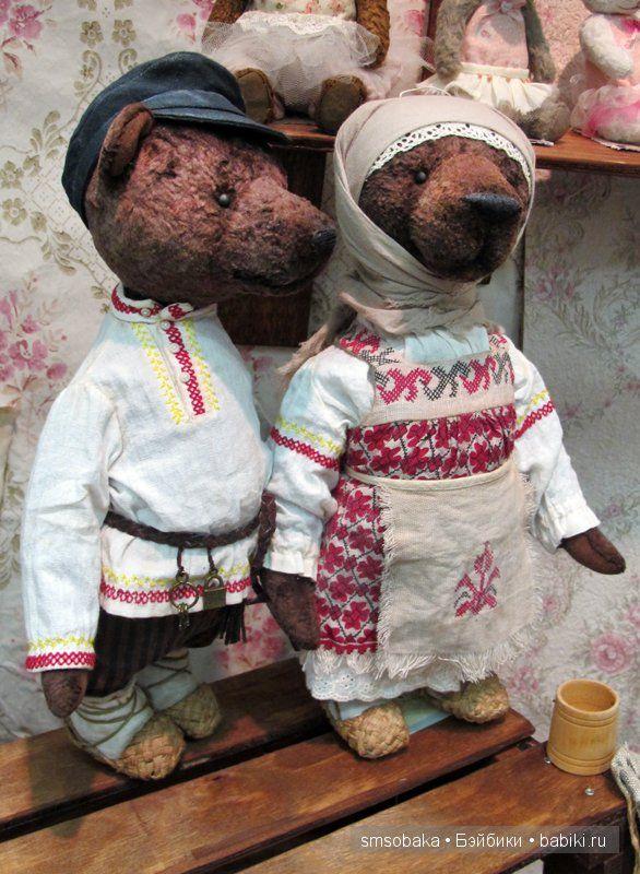 Как мы с мишкой Василием на выставку медведей ходили. Мишкаград, весна 2016, Тишинка. Фотоотчет / Выставка кукол - обзоры, репортажи, информация, фото / Бэйбики. Куклы фото. Одежда для кукол