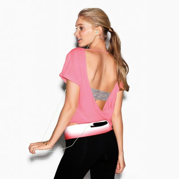 Yoga Pants With Zipper Pocket @ VC