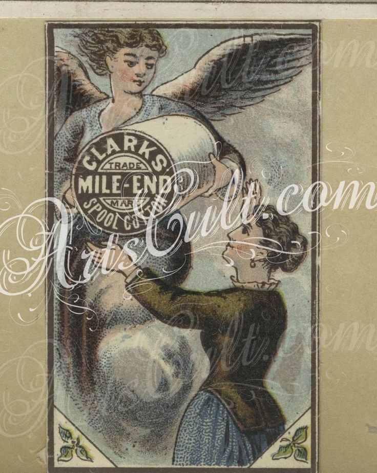 1658-Trade cards depicting adults, children, flowers, spectacles, thread, an angel and an African American man fishing.102883      ...