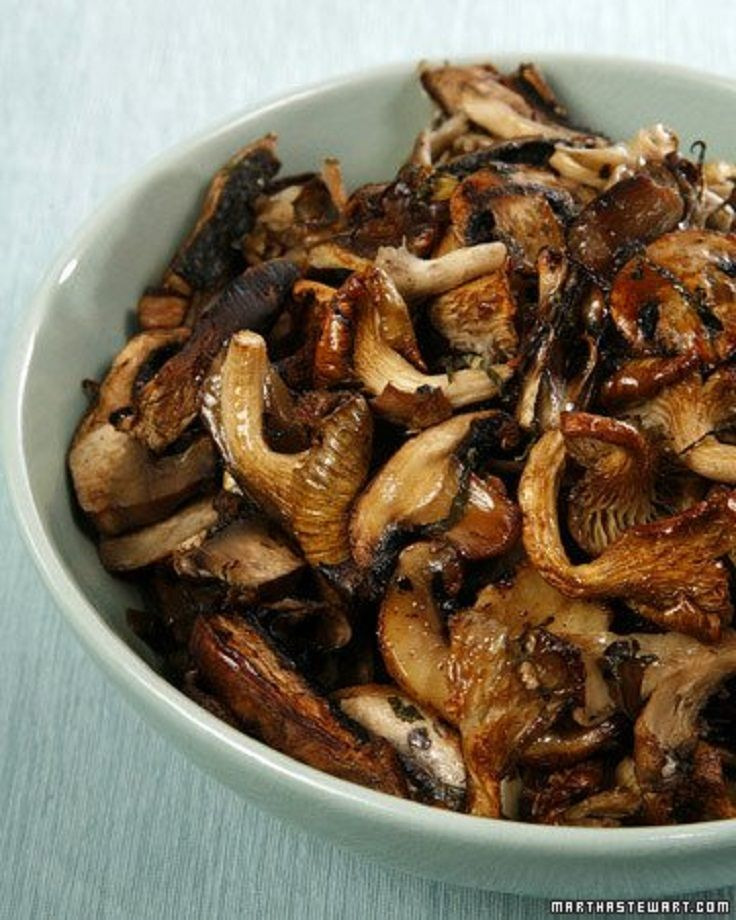 Wild #Mushrooms in #Parchment with Wild Mint 15 Fall Harvest Favourite #Recipes | Yummy Recipes