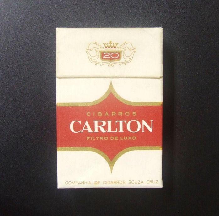 Embalagem de Carlton