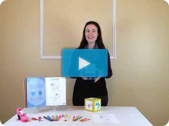 Capsule 2 - Un cube d'activités à brasser pour travailler la motricité globale