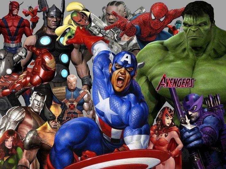 ultimate avengers wallpaper - photo #30