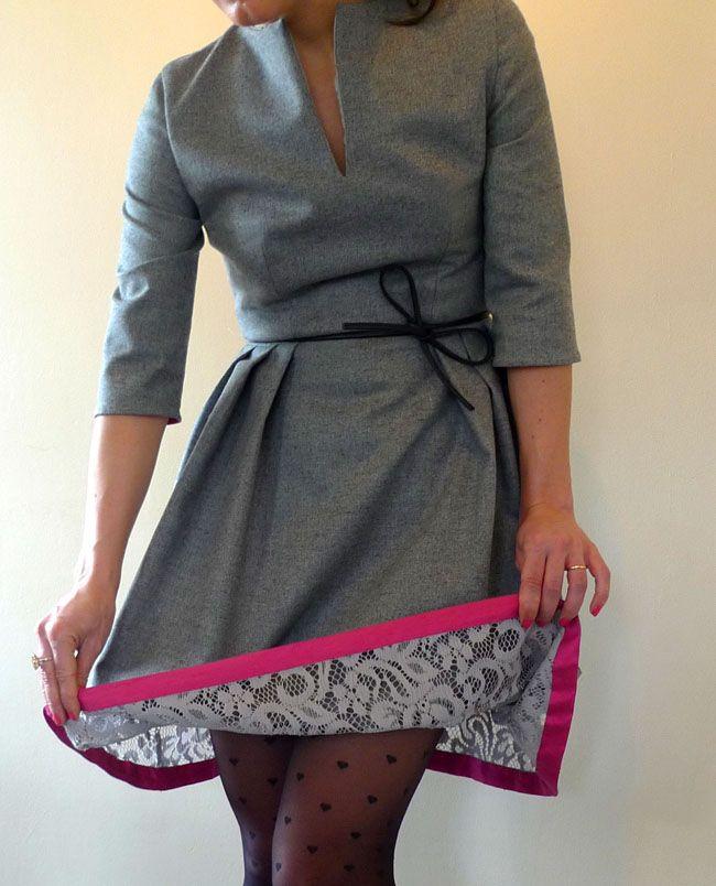 honigdesign - free dress pattern - looks interesting