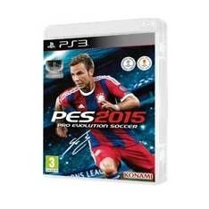 JUEGO PS3 - PRO EVOLUTION SOCCER 2015