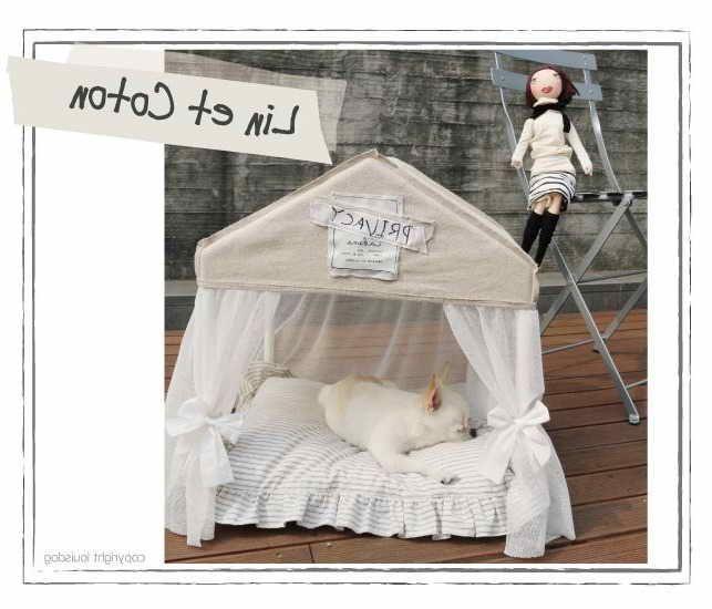 Louisdog Tent Dog Bed Bed Dog Bed Tent