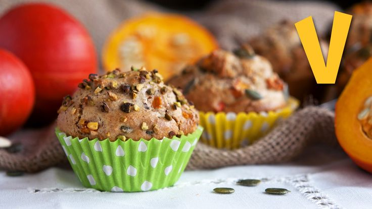 This recipe is on how to make pumpkin muffins. In this episode we'll prepare together this delicious seasonal whole wheat treat in literally minutes. If you ...