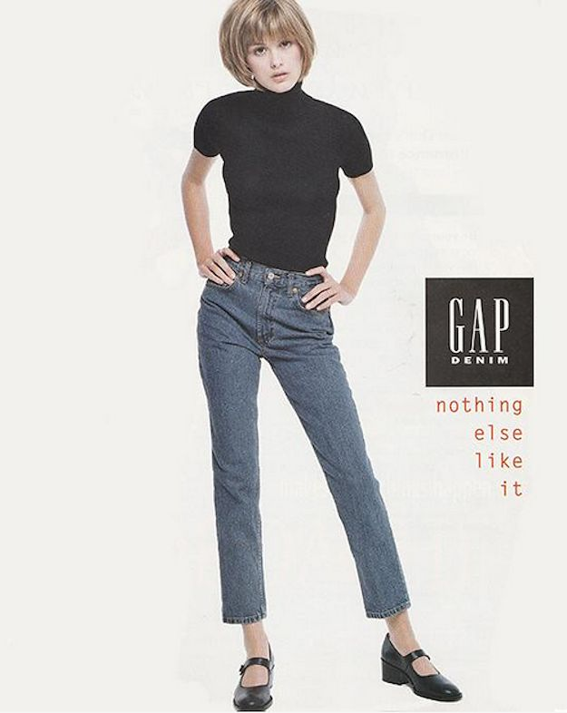 Relive Gap's Glory Years Before They Had To Close Them All