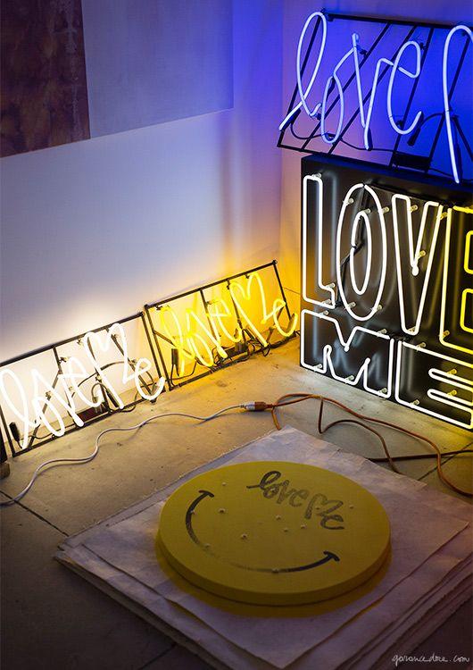 Pardon My French / Spreading Love: Curtis Kulig & Jerome Jarre / Garance Doré