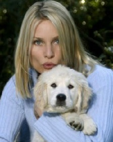 Nicolette Sheridan - loved her on Knots Landing and Housewives.