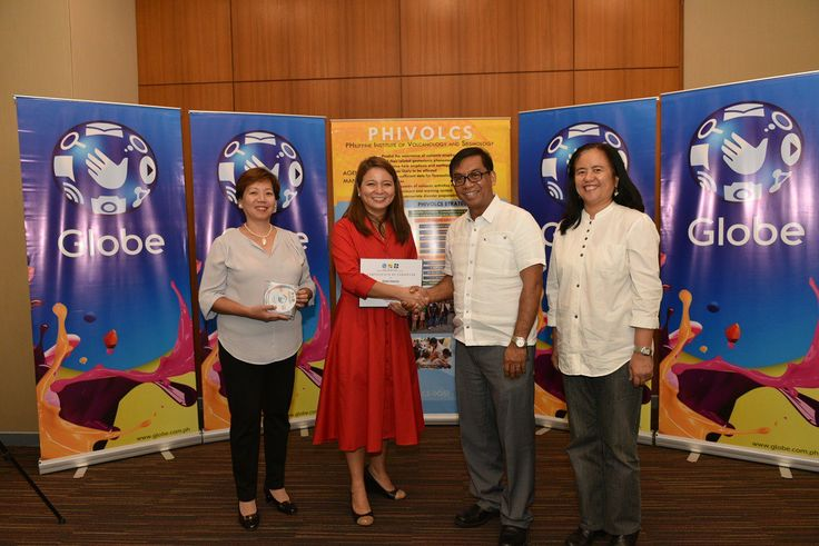 Globe Telecom and PHIVOLCS Team Up in Developing Hazard and Risk Information Maps
