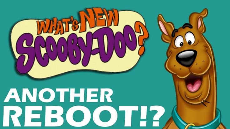 Image result for what's new scooby doo logo