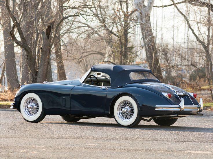 1958 Jaguar XK150 S 3.4 Roadster | RM Sotheby's