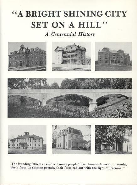 History Cumberland College Williamsburg Kentucky 1st ED