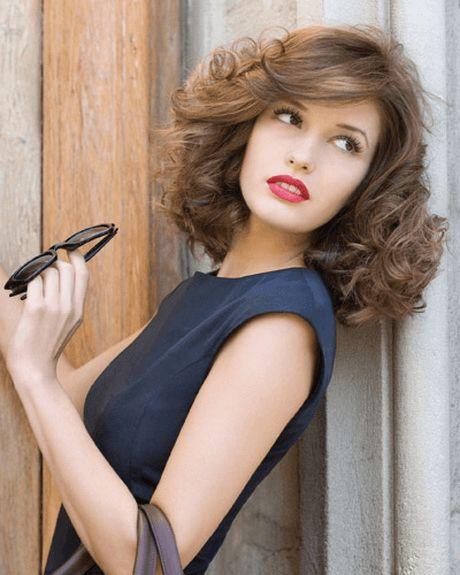 35 besten Mittellange Haare Bilder auf Pinterest