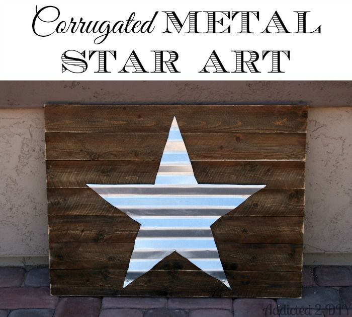 Patriotic Summer Blog Hop Win Target Gift Card Great Ideas Pinterest Metal Corrugated And Stars