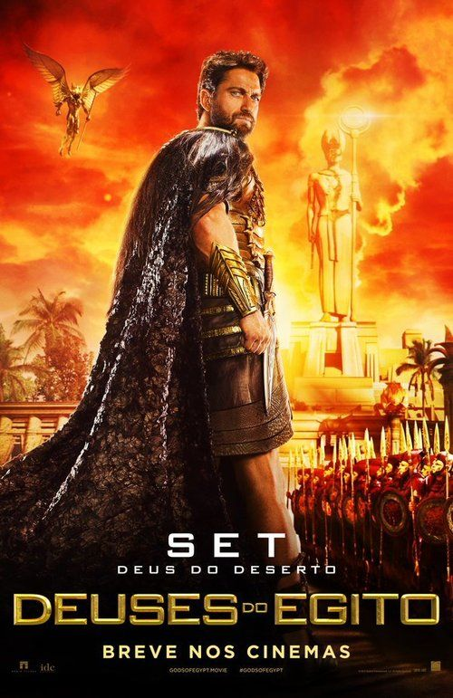 Watch Gods of Egypt (2016) Full Movie Online Free