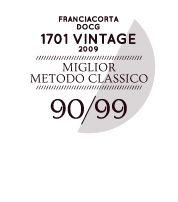 1701 franciacorta vintage 2009 www.1701franciacorta.it