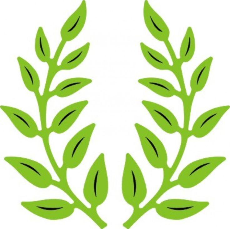 "Cheery Lynn Designs - Olive Branches - B147, $9.95 (2-1/8"" x 1-7/8"")"