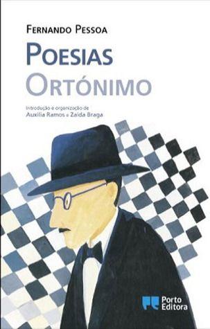 'Poesias Ortónimo' Fernando Pessoa