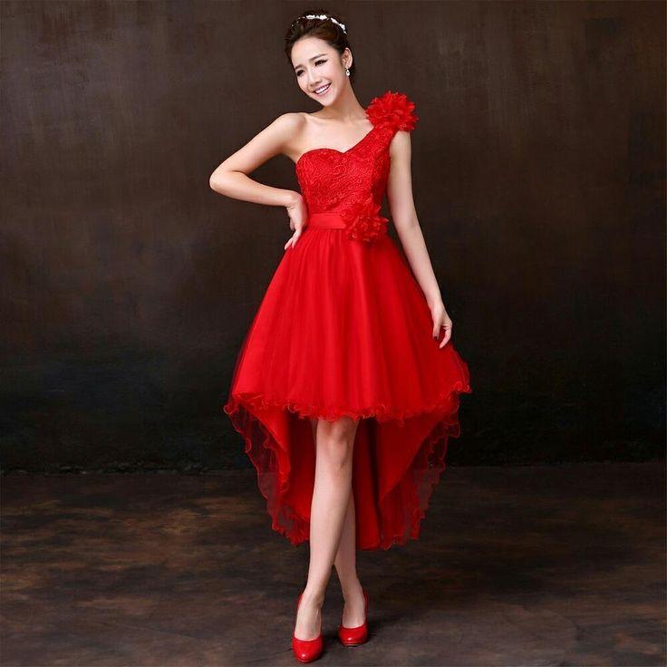 罗马假日婚纱,罗马假日结婚婚宴敬酒短款礼服