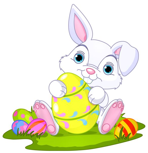 images of easter bunny png | Easter_Bunny_with_Eggs_Decor_PNG_Clipart_Picture.png?m=1399672800