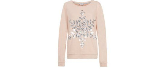 new look pink snowflake christmas jumper Christmas jumpers 2013 Christmas jumper day 2013 Christmas jumpers uk ladies womens Christmas jumpers sweaters sweatshirts wooly jumpers primark festive jumpers festive jumper day 2013 festive jumpers asos primark river island new look net a porter the outnet
